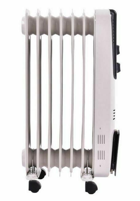 Oil Safe Heater Room 1500W Efficiency