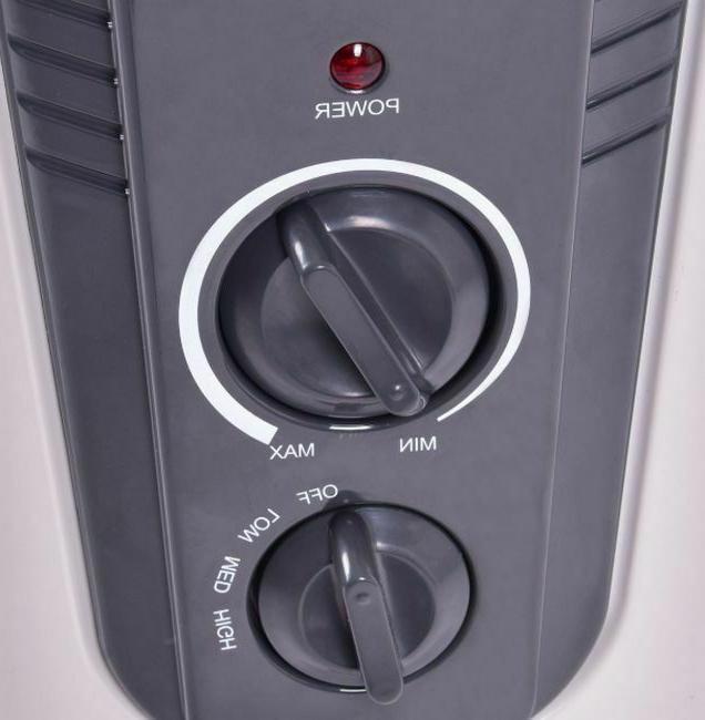 Oil Heater Large Radiator 1500W