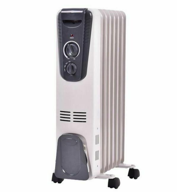 Oil Heater Radiator 1500W