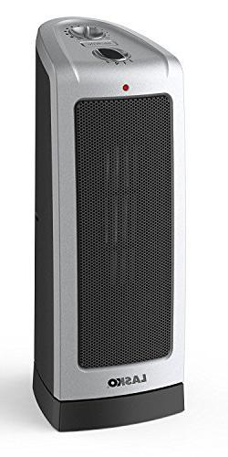 Lasko Oscillating Ceramic Tower Heater - 5307