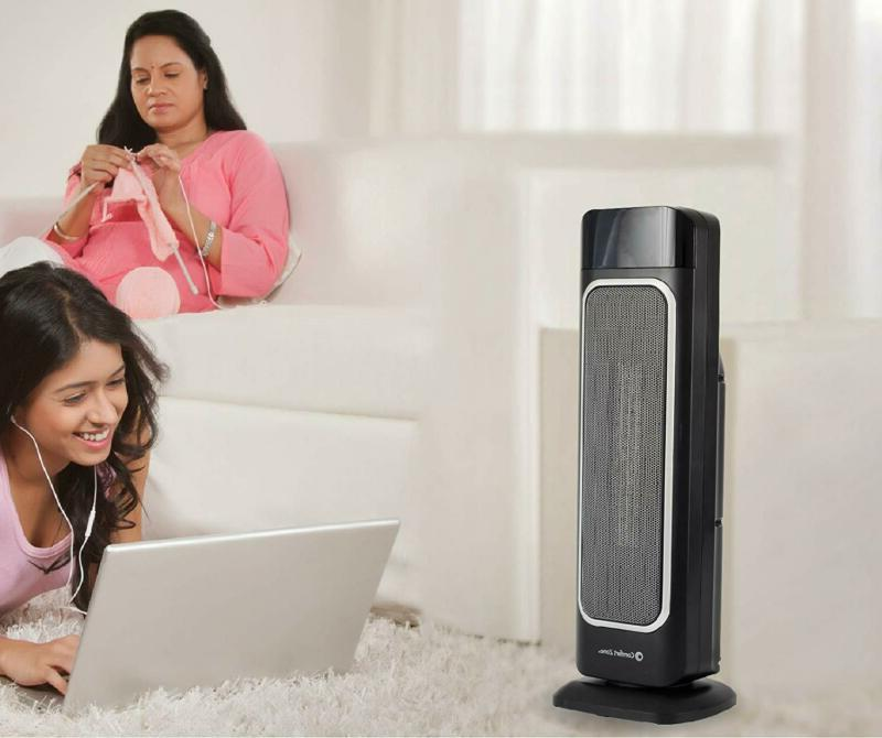 Oscillating Heater Ceramic with Cool
