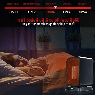 Personal Space Heater Electric Heater Portable Mini Heater