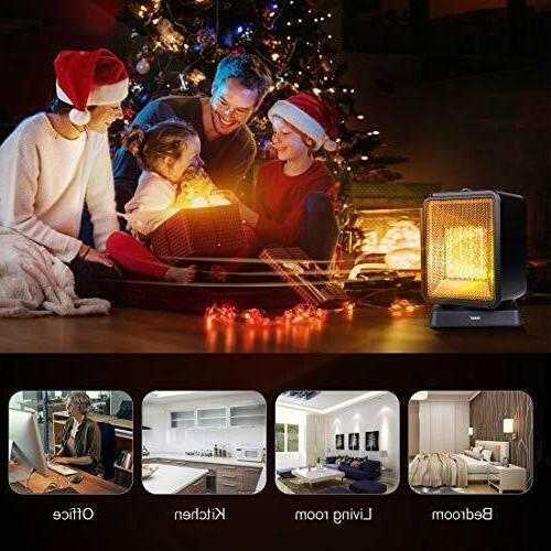 Personal Heater Electric Ceramic Mini