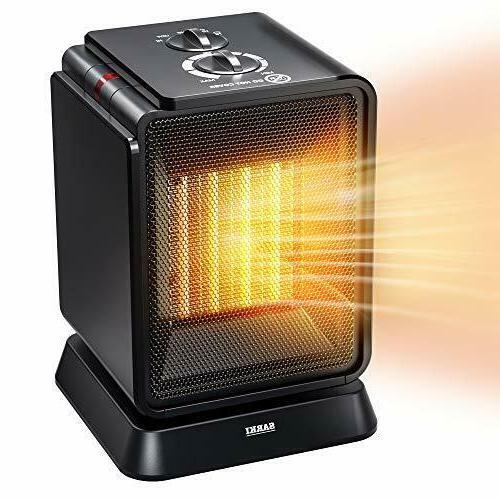 personal space heater 1500w electric ceramic mini