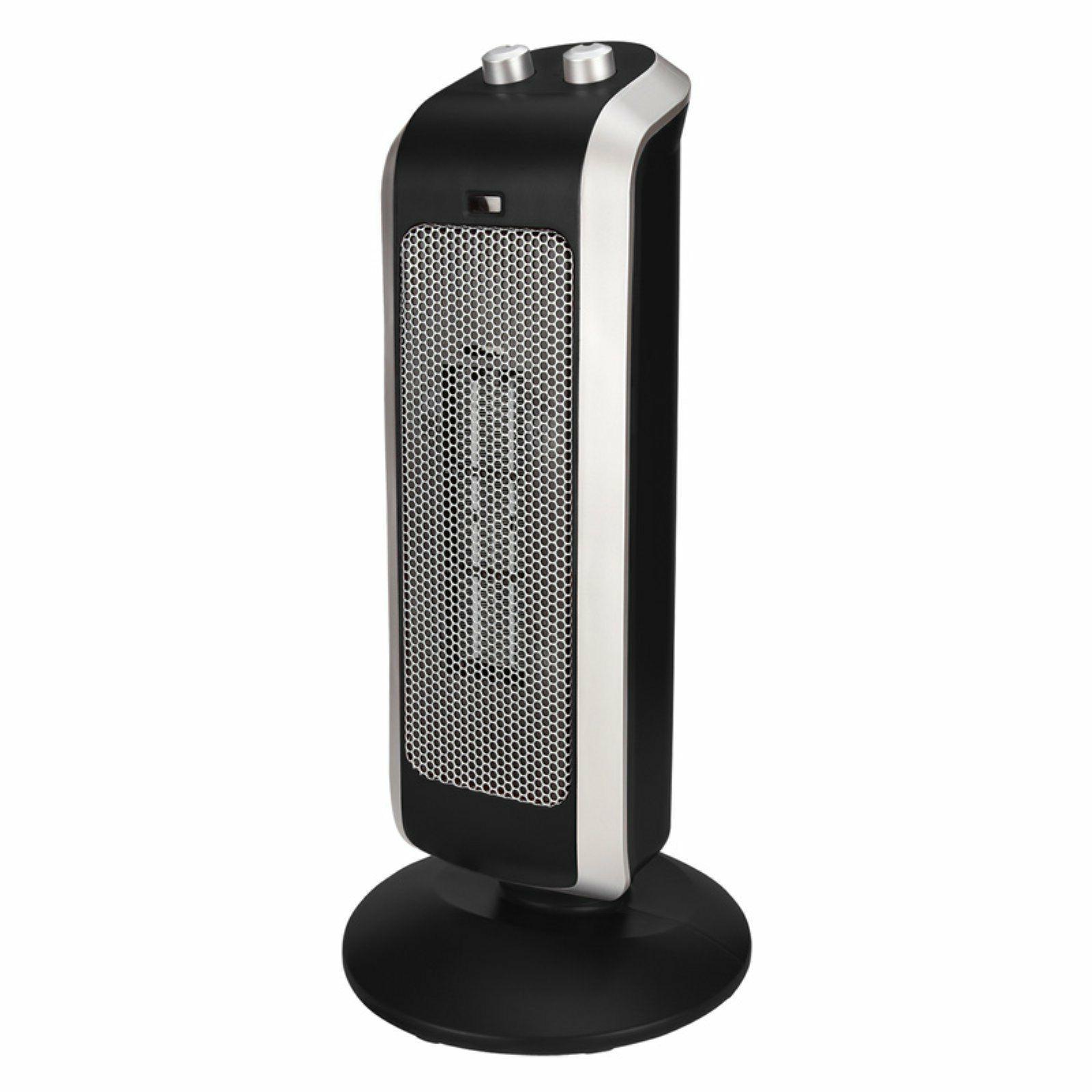 Crane Personal Space Heater Mini Ceramic Tower Heater, 3 Set