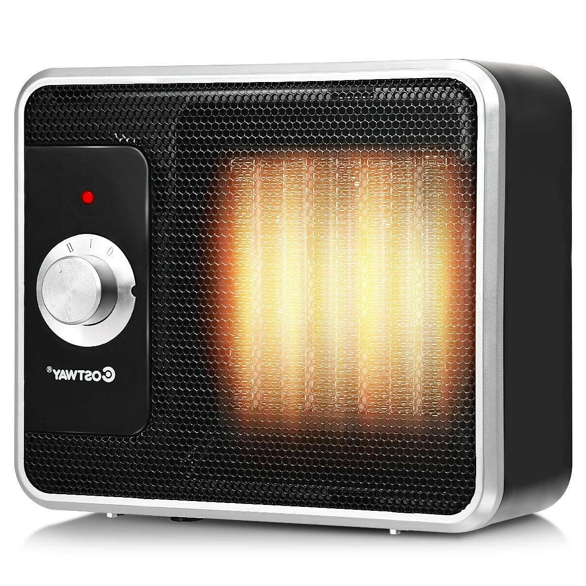 Personal Space Portable Heater Quiet Energy