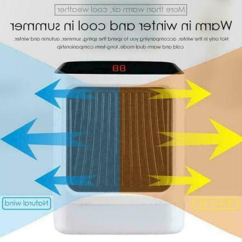 Portable 800W Heater Fan Quiet