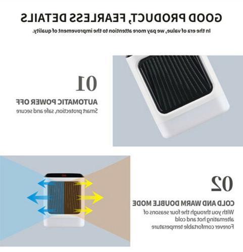 Portable 800W Fan Quiet