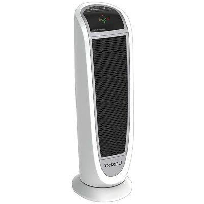 portable ceramic 1500w oscillating tower space heater