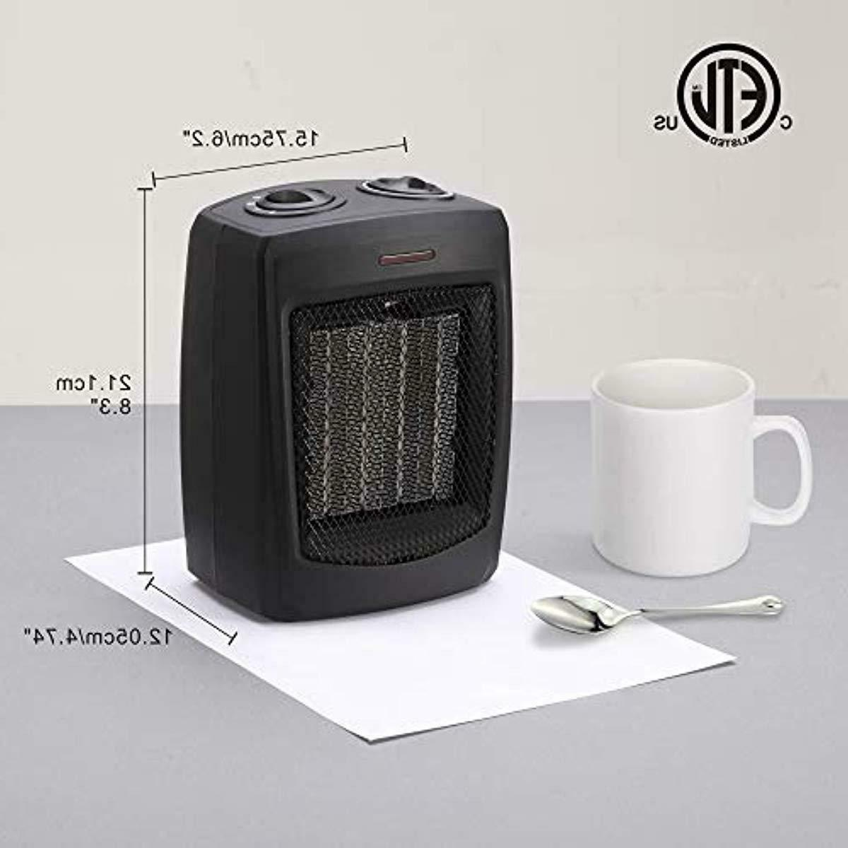 andily Heater Office with Adjusta