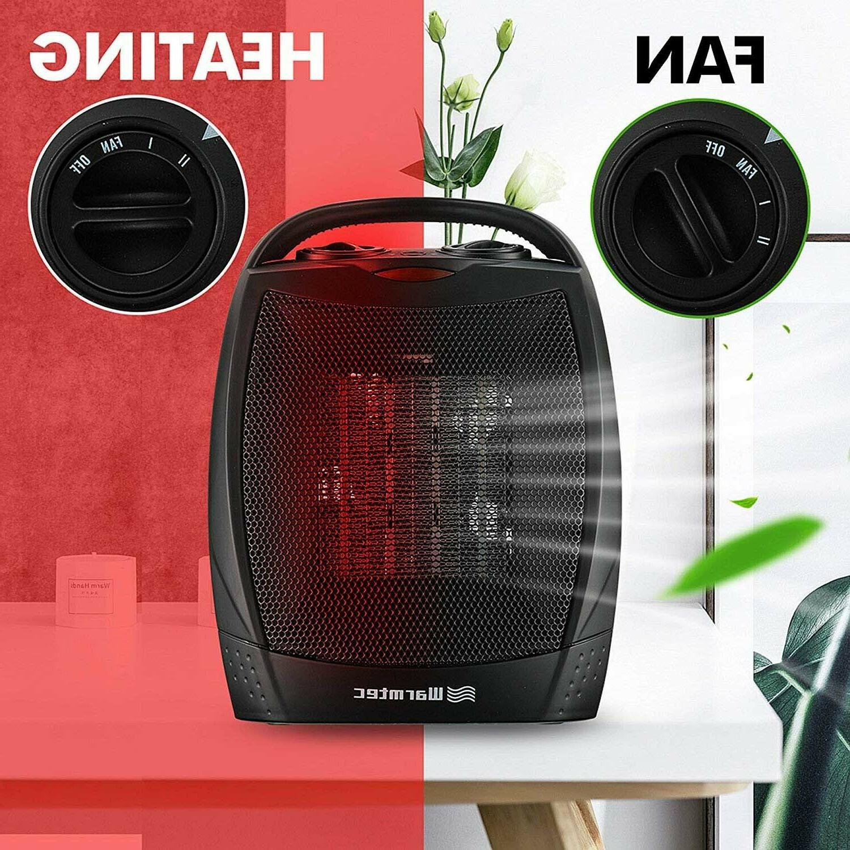 Portable Mini 1500W Thermostat