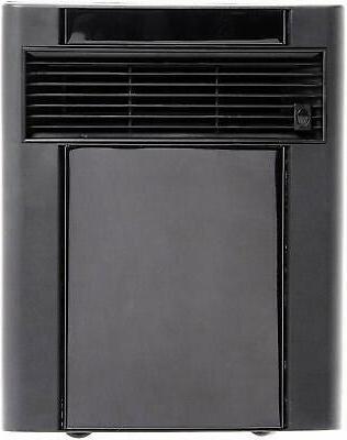 AmazonBasics Portable Heater Black