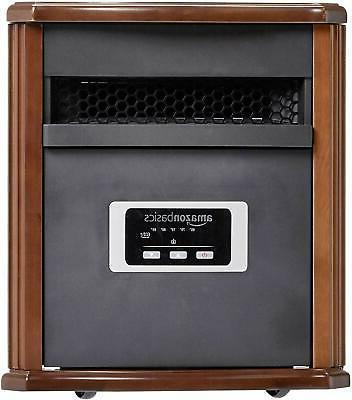 AmazonBasics Heater - Black