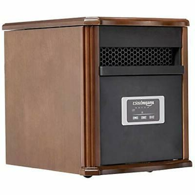 AmazonBasics Heater - Wood