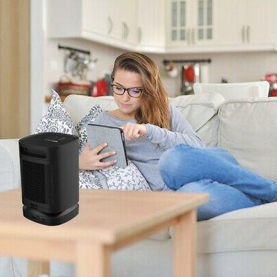 Portable Electric Machine Ceramic Heater Office Home