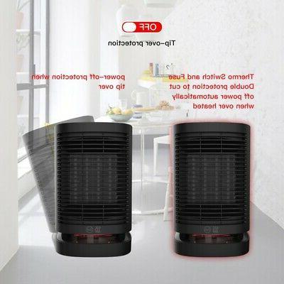 Portable Ceramic Heater Office Room