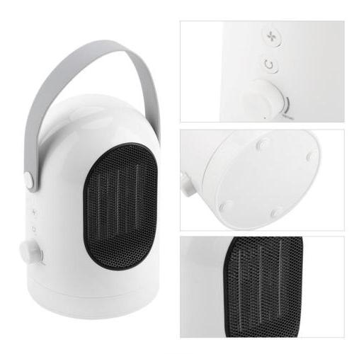 600W Electric Heater Fan Summer Colder Home