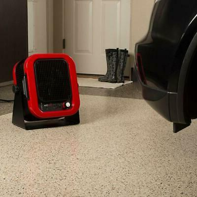 Cadet Portable Heater Garage Settings
