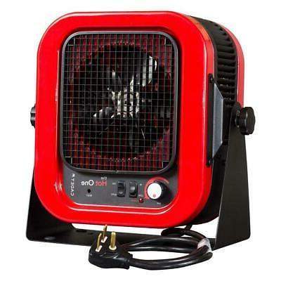 portable fan space heater 5000 watt 240v