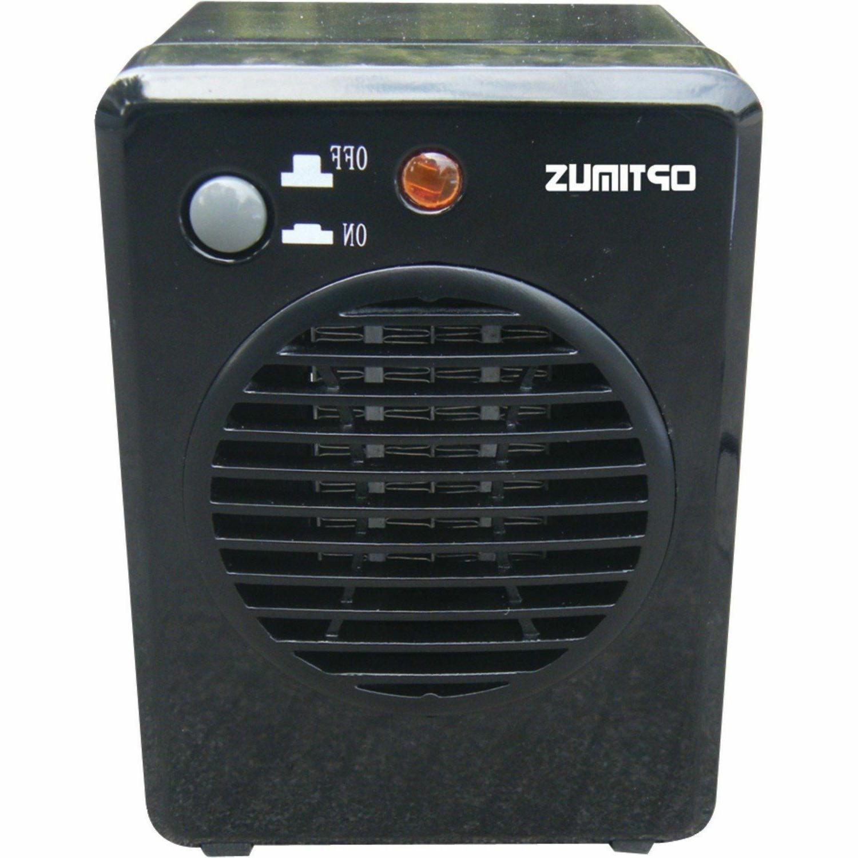 250 watt 120 volt portable mini ceramic
