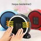 Portable Mini Electric Heater Desktop Energy Saving Warm Spa
