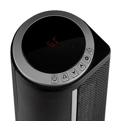 Limina Portable 1500 Oscillating Tower Space Heater