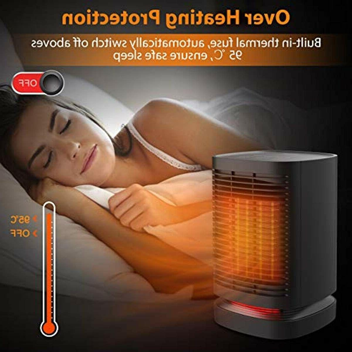 DOUHE Space Heater, Space Osc