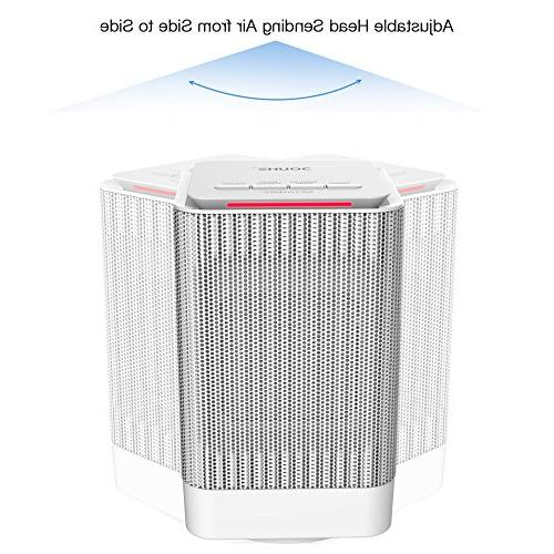 Portable Heater, DOUHE Electric Ceramic Oscillating Overheat For Use
