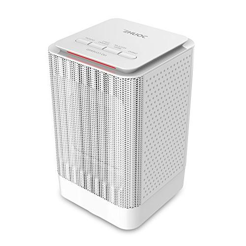 Portable Heater, DOUHE Electric Ceramic 950W/450W Oscillating Overheat and Tip-over Protection For Home Use