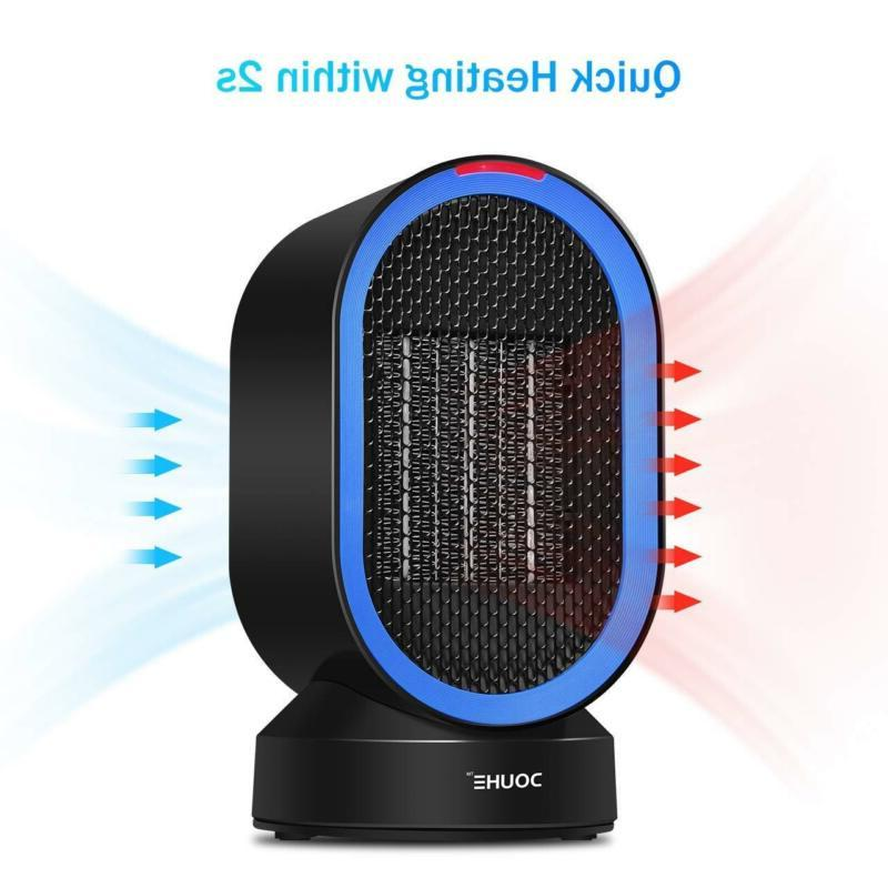 Portable Electric COMPACT Heater, 600 Heat