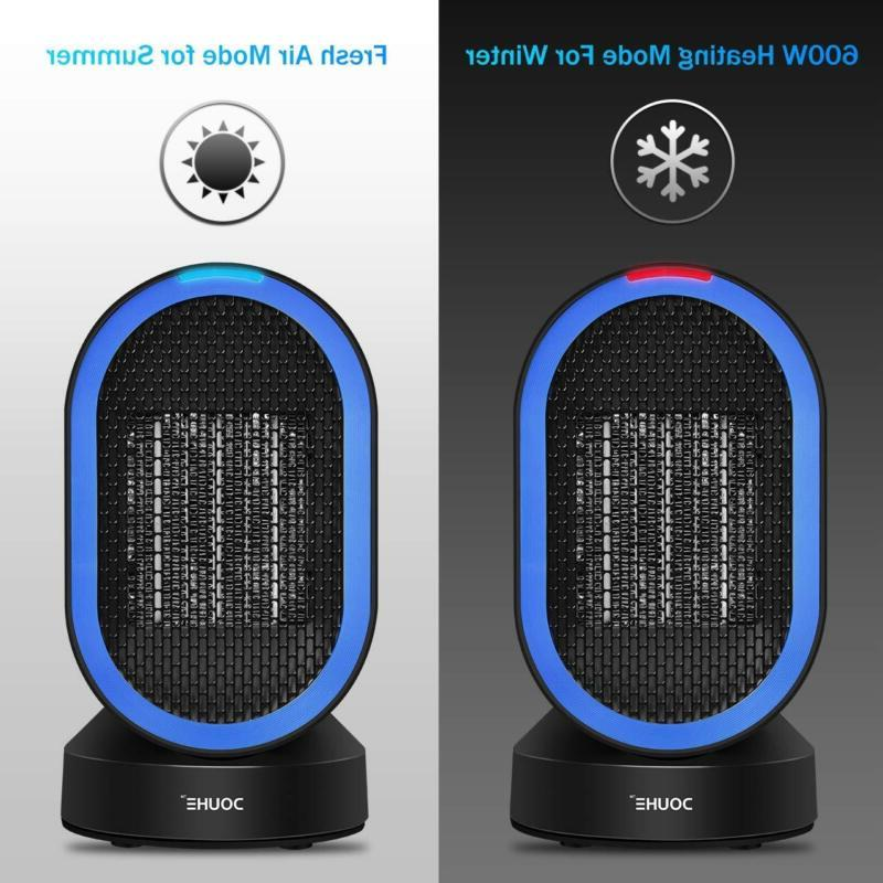 Portable Space Heater, Electric COMPACT 600 Heat