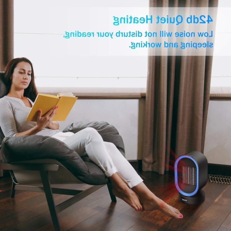 portable space heater electric compact personal heater