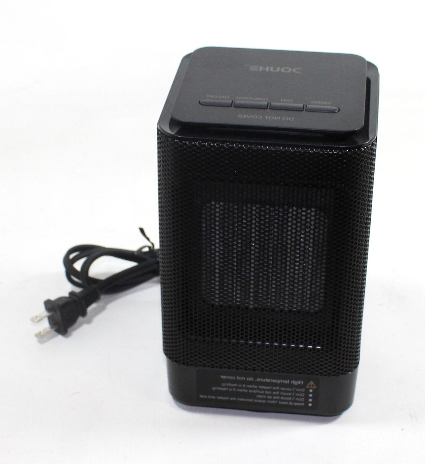 portable space heater small electric personal heater