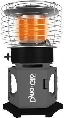 Dyna Glo Heataround360 Elite Outdoor Heater - Black - 18K BT