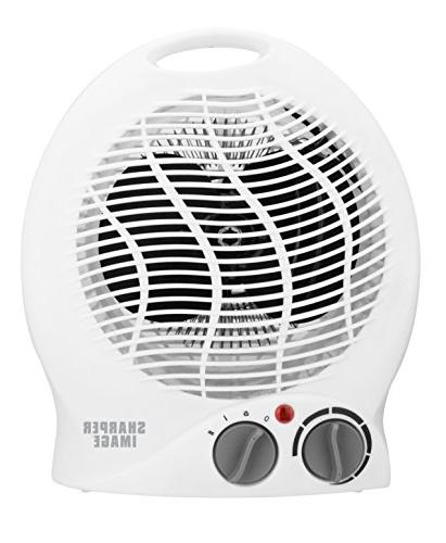 sharper image 11 desktop heater