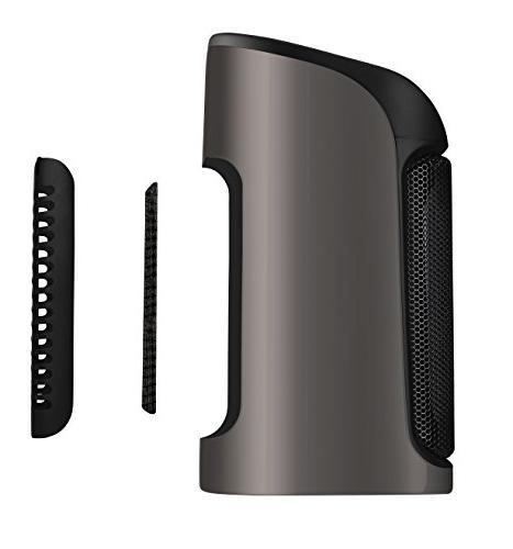 Rowenta Heater with Cool-Touch Handle, Black