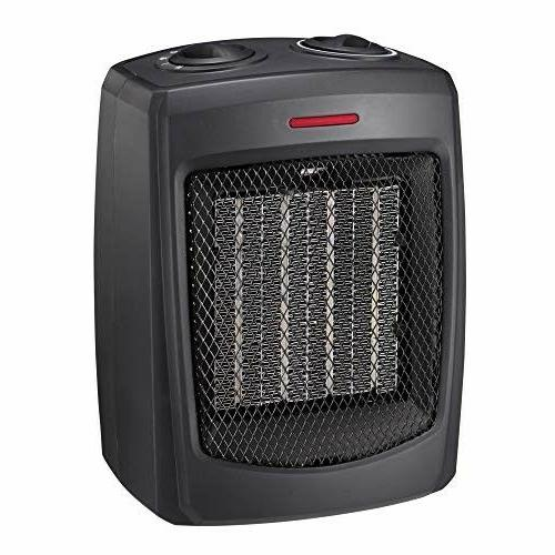 small office space heater under desk compact