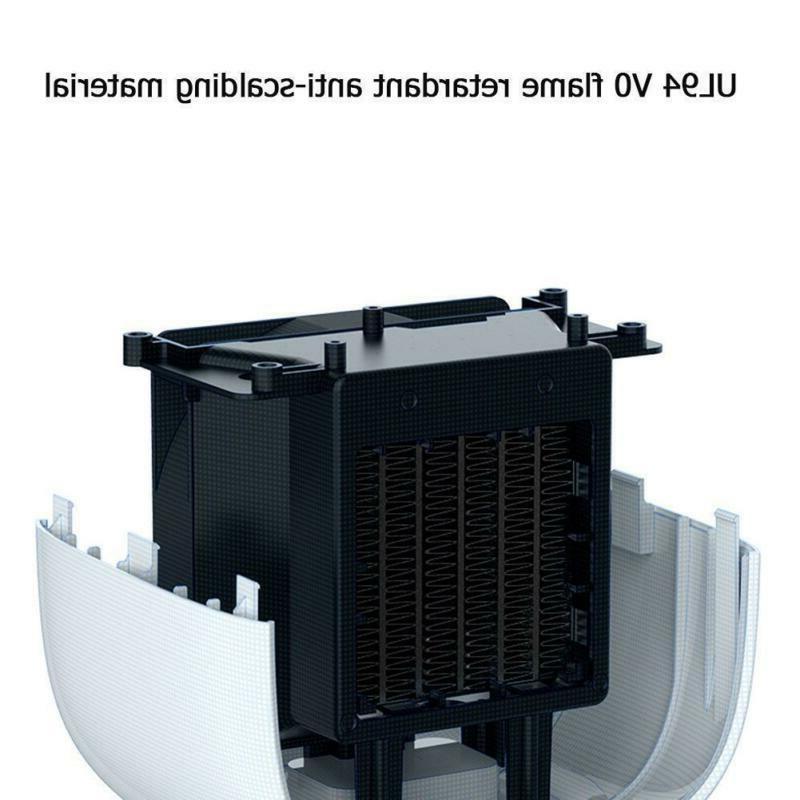 Small Portable Heater Ceramic Element Room Under