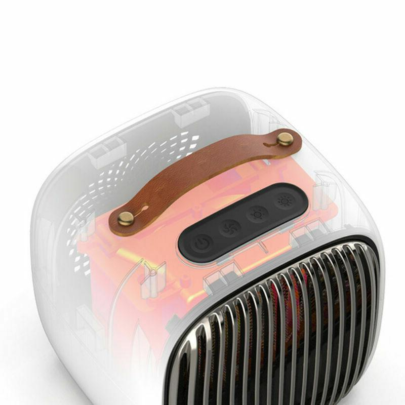 Small Portable Electric Heater 1000 Element
