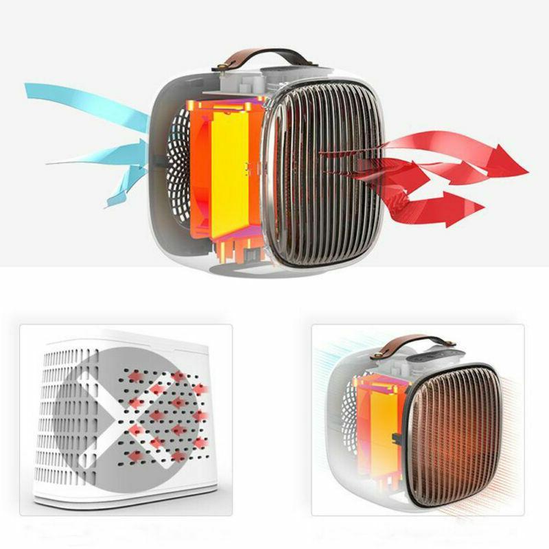 Heater 1000 Ceramic Element Room Desk