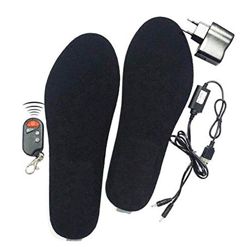 smart rechargeable electric heating insole
