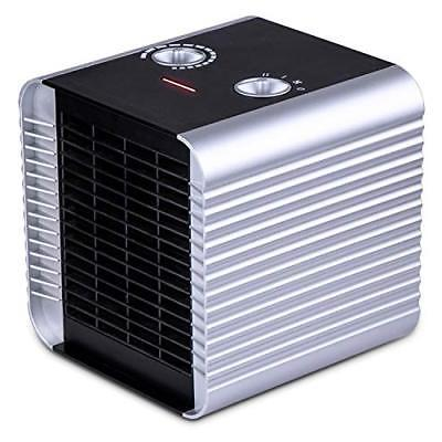 Brightown Space Heater 750W/1500W ETL Listed Quiet Ceramic w