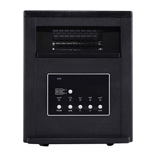 1800 Heater Adjustable 1500W