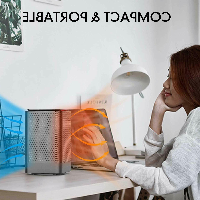 Space Heater, Portable Ceramic Heaters Quiet