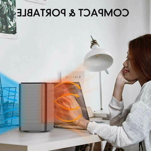 DOUHE Space Electric Ceramic Heaters,Personal Desk
