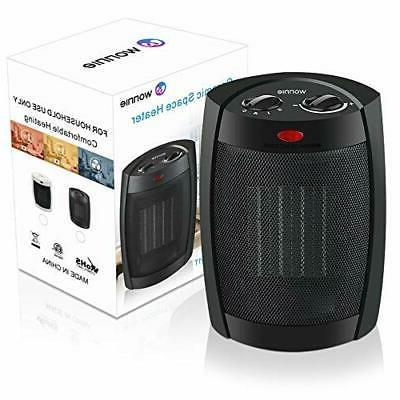 space heater portable for office home 1500w