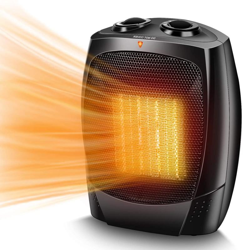 Space Heaters For Indoor Use - Fast-Heating 1500W Electric H