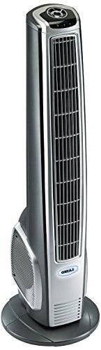 Tower Fan Premium Oscillating Quiet Wind Machine With Remote