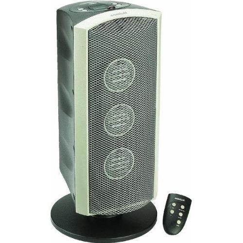 Holmes Triple Ceramic Heater with Comfort