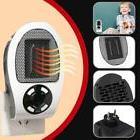 Universal 500W Mini Electric Heater Fan Air Warmer Silent fo